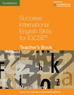 Success International English Skills for IGCSE Teacher's Book - Marian Barry