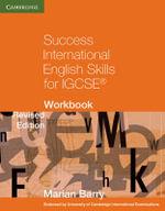 Success International English Skills for IGCSE Workbook - Marian Barry