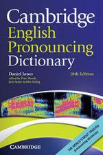 Cambridge English Pronouncing Dictionary - Daniel Jones
