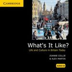 What's It Like? Audio CD - Joanne Collie