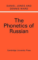 The Phonetics of Russian - Daniel Jones