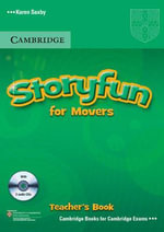 Storyfun for Movers Teacher's Book with Audio CDs (2) - Karen Saxby