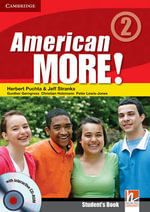 American More! Level 2 Student's Book with CD-ROM - Herbert Puchta
