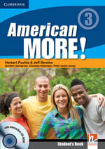 American More! Level 3 Student's Book with CD-ROM - Herbert Puchta