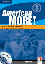 American More! Level 3 Workbook with Audio CD - Herbert Puchta