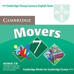 Cambridge Young Learners English Tests 7 Movers Audio Cd : Examination Papers from University of Cambridge ESOL Examinations - Cambridge ESOL