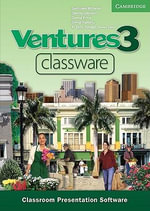 Ventures Level 3 Classware : Level 3 - Gretchen Bitterlin
