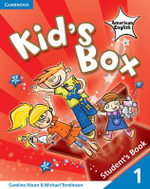 Kid's Box American English Level 1 Student's Book : Student's book 1 - Caroline Nixon