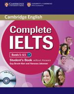Complete IELTS Bands 5-6.5 Student's Book without Answers : Complete - Guy Brook-Hart