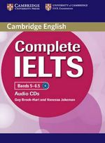 Complete IELTS Bands 5-6.5 Class Audio CDs (2) : Complete - Guy Brook-Hart