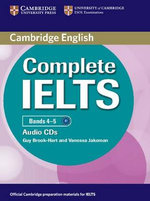 Complete IELTS Bands 4-5 Class Audio CDs (2) : Complete - Guy Brook-Hart