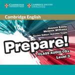 Cambridge English Prepare! Level 3 Class Audio CDs (2) : Cambridge English Prepare! - Joanna Kosta