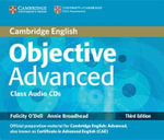 Objective Advanced Class Audio CDs (2) - Felicity O'Dell