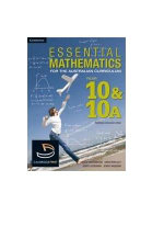 Essential Mathematics for the Australian Curriculum Year 10 and 10a and HOTmaths Bundle - David Greenwood