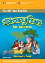 Storyfun for Starters Student's Book - Karen Saxby