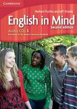English in Mind Level 1 Audio CDs (3) : Level 1 - Herbert Puchta