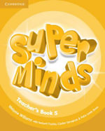 Super Minds Level 5 Teacher's Book - Melanie Williams
