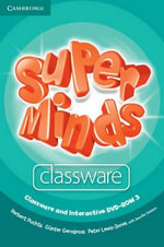 Super Minds Level 3 Classware and Interactive DVD-ROM - Herbert Puchta