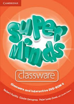 Super Minds Level 4 Classware and Interactive DVD-ROM - Herbert Puchta