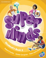 Super Minds Level 5 Student's Book with DVD-ROM - Herbert Puchta