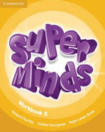 Super Minds Level 5 Workbook : With Testbuilder CD-ROM / Audio CD - Herbert Puchta