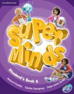 Super Minds Level 6 Student's Book with DVD-ROM - Herbert Puchta