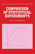 Comparison of Statistical Experiments - Erik Torgersen