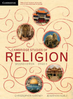 Cambridge Studies of Religion Stage 6 2ed Pack - Christopher Hartney