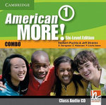 American More! Six-level Edition Level 1 Class Audio CD - Herbert Puchta