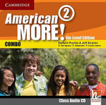 American More! Six-level Edition Level 2 Class Audio CD : Six-level Edition Level 2 Class - Herbert Puchta