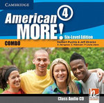 American More! Six-level Edition Level 4 Class Audio Cd : Six-level Edition Level 4 Class - Herbert Puchta