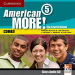 American More! Six-level Edition Level 5 Class Audio Cd : Six-level Edition Level 5 Class - Herbert Puchta