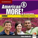 American More! Six-level Edition Level 6 Class Audio Cd : Six-level Edition Level 6 Class - Herbert Puchta