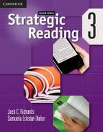 Strategic Reading Level 3 Student's Book - Jack C. Richards