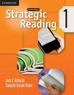 Strategic Reading Level 1 Student's Book - Jack C. Richards