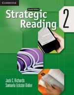 Strategic Reading Level 2 Student's Book - Jack C. Richards