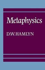 Metaphysics - D. W. Hamlyn