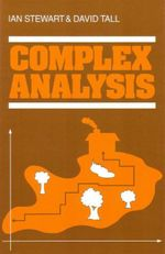 Complex Analysis - Ian Stewart
