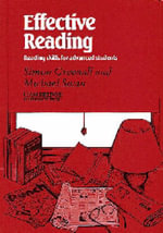 Effective Reading Student's book : Reading Skills for Advanced Students - Simon Greenall