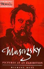 Musorgsky : Pictures at an Exhibition - Michael Russ