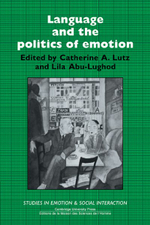 Language and the Politics of Emotion : Cynicism in America