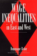 Wage Inequalities in East and West : Land Use and City Size - Dominique Redor