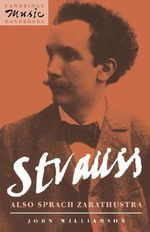 Strauss : Also sprach Zarathustra - John Williamson