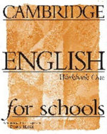 Cambridge English for Schools 1 Workbook - Andrew Littlejohn