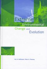 Extreme Environmental Change and Evolution - Ary A. Hoffmann