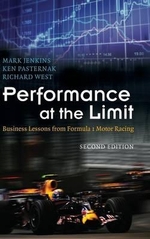 Performance at the Limit : Business Lessons from Formula 1 Motor Racing - Mark Jenkins