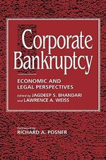 Corporate Bankruptcy : Economic and Legal Perspectives