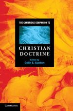 The Cambridge Companion to Christian Doctrine : Cambridge Companions to Religion