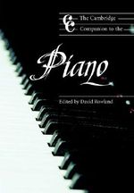 The Cambridge Companion to the Piano