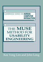 The Muse Method for Usability Engineering - Kee Yong Lim
